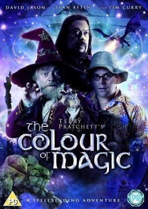 碟形世界:魔法的色彩 (2008)