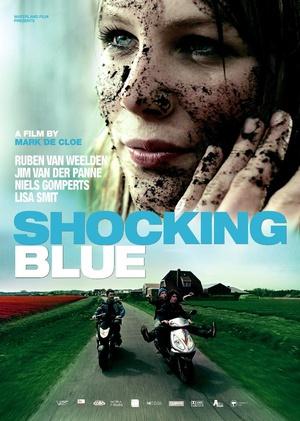 令人震惊的蓝 (2010)