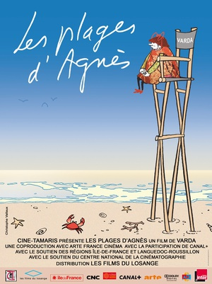 阿涅斯的海滩 (2008)